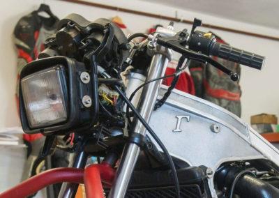 Electricité moto