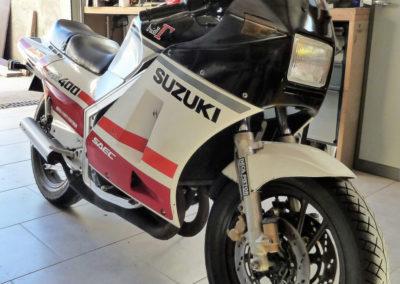 Suzuki 400 rg